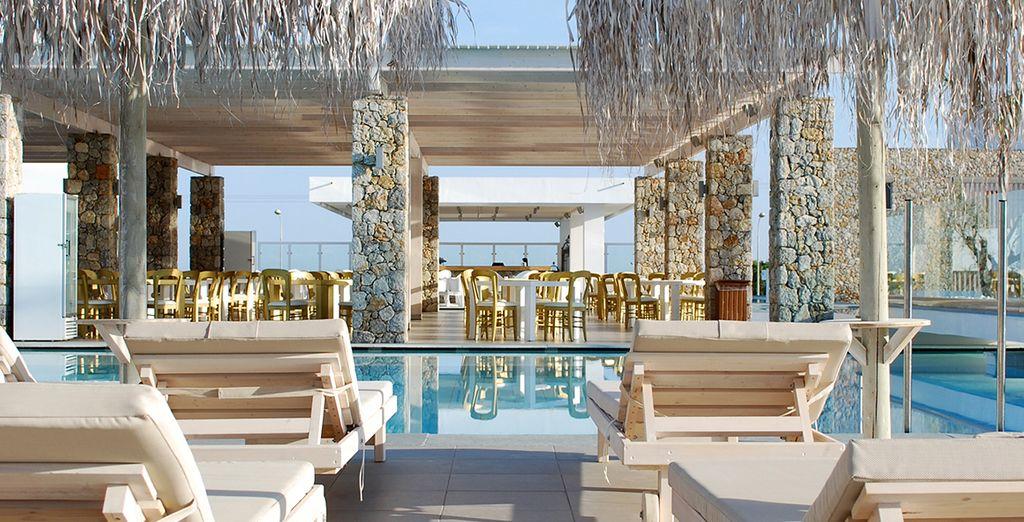 Disfrute de un hotel de auténtico lujo