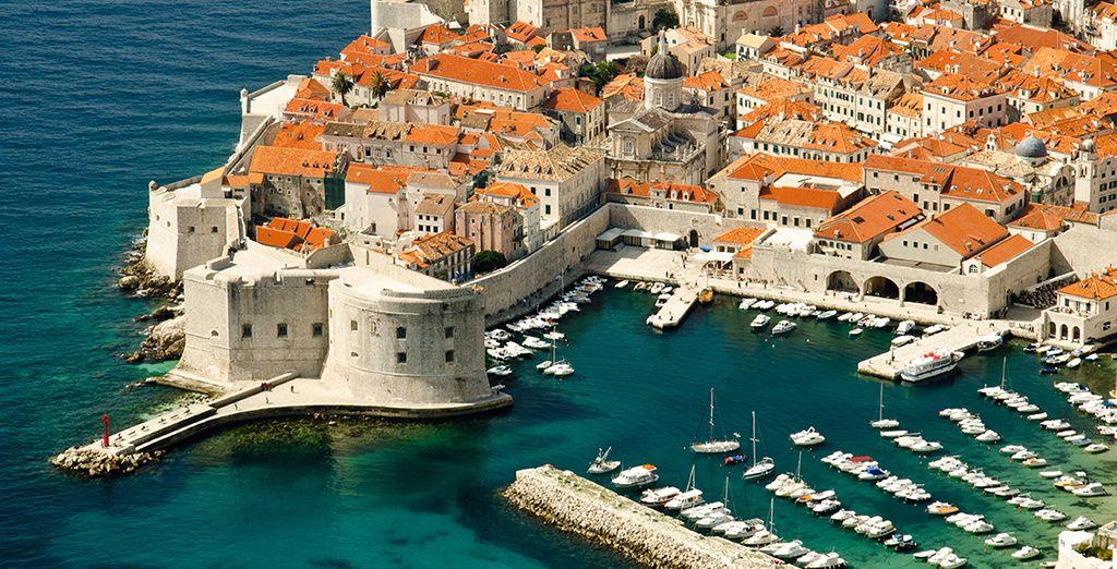 Dubrovnik es una de las joyas de este viaje y su primer destino