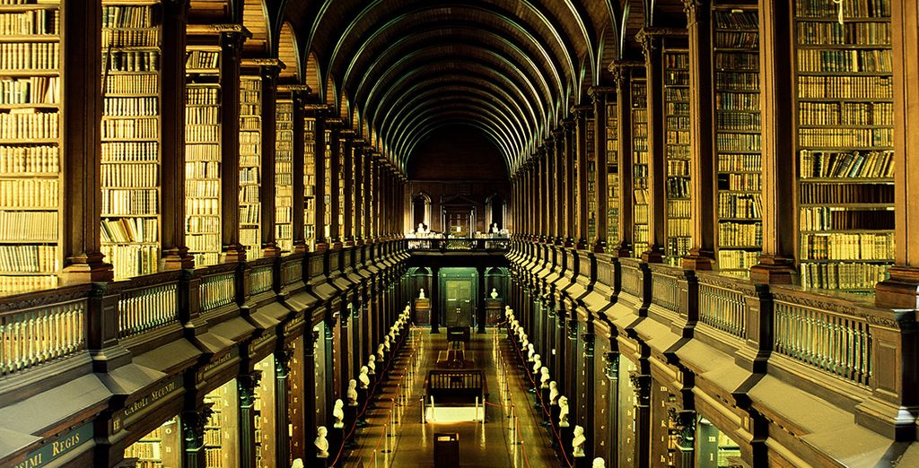 Dublín, un universo de cultura
