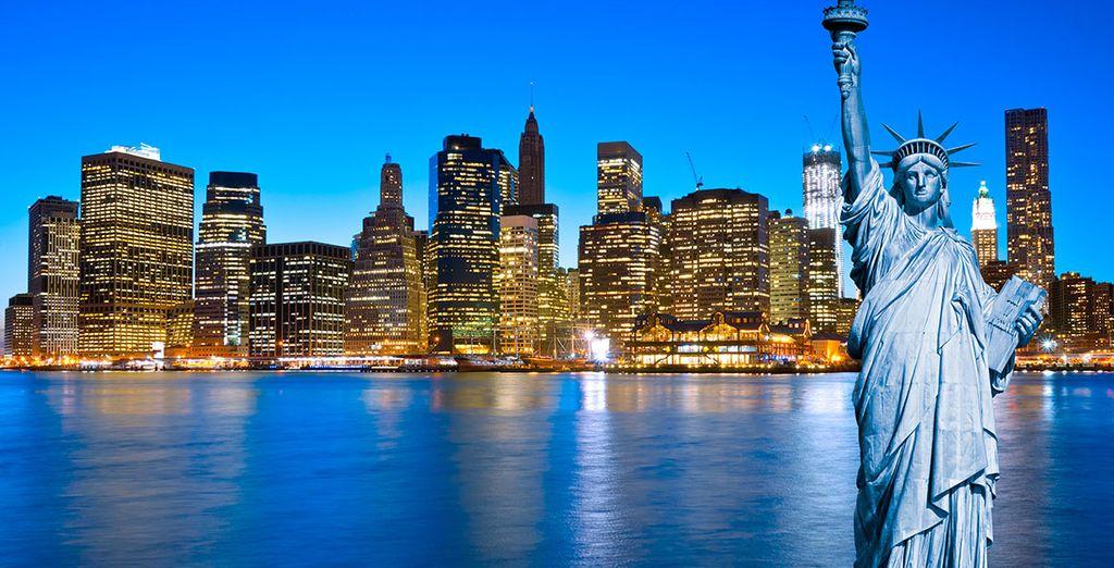 Conozca la gran ciudad de Nueva York