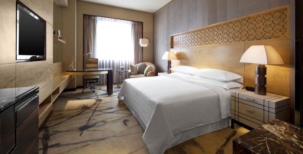 Sheraton Xi'an North City Hotel 5*