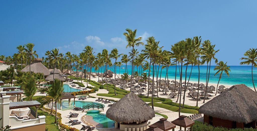 Bienvenidos al Now Larimar en Punta Cana