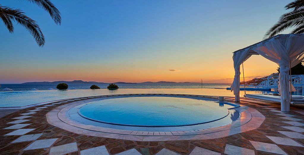 Míkonos, el paraíso del mar Egeo