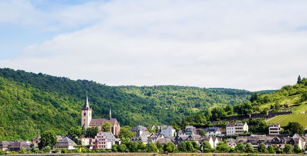 Rüdesheim, uno de los pueblos más visitados de Alemania