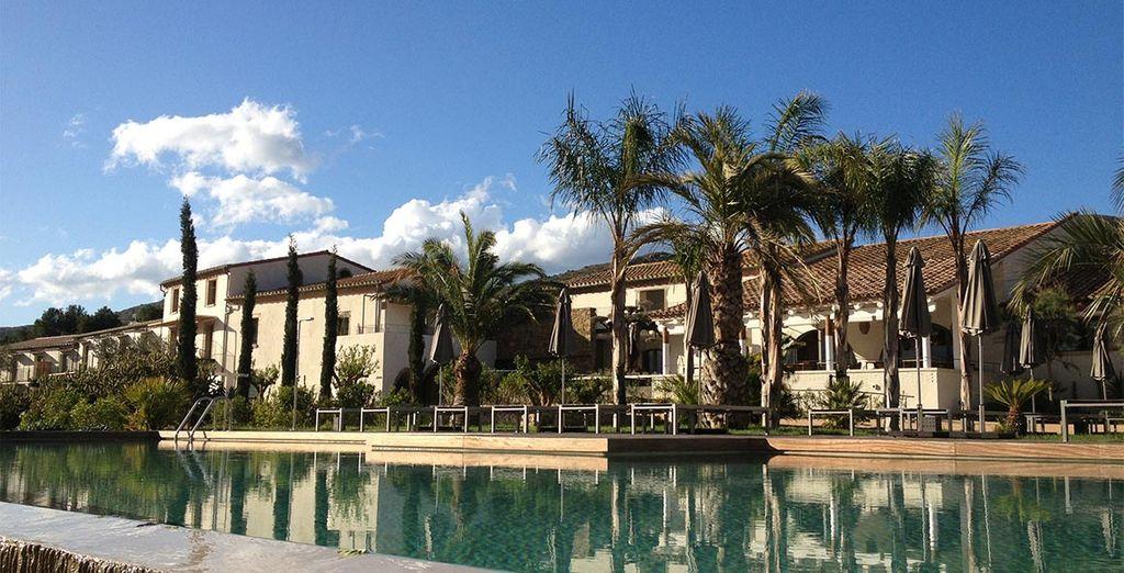 ¡Bienvenido a Hotel Mas Lazuli!