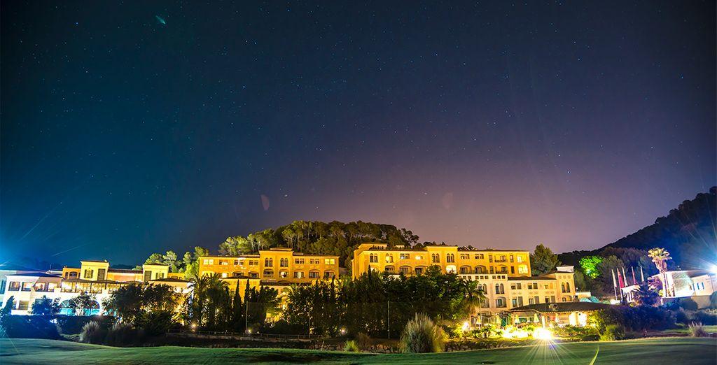 Un resort ubicado en la Isla de Mallorca