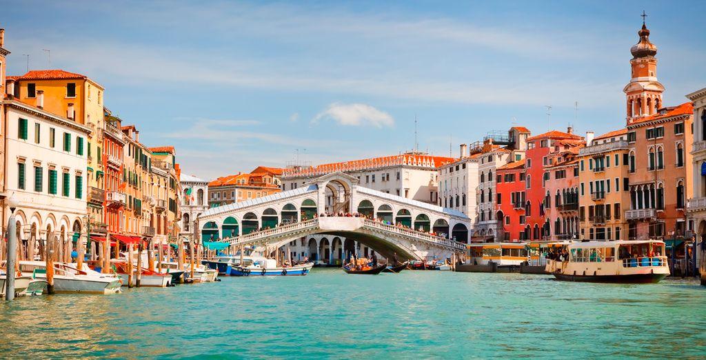 Las vacaciones en Venecia que siempre quisiste