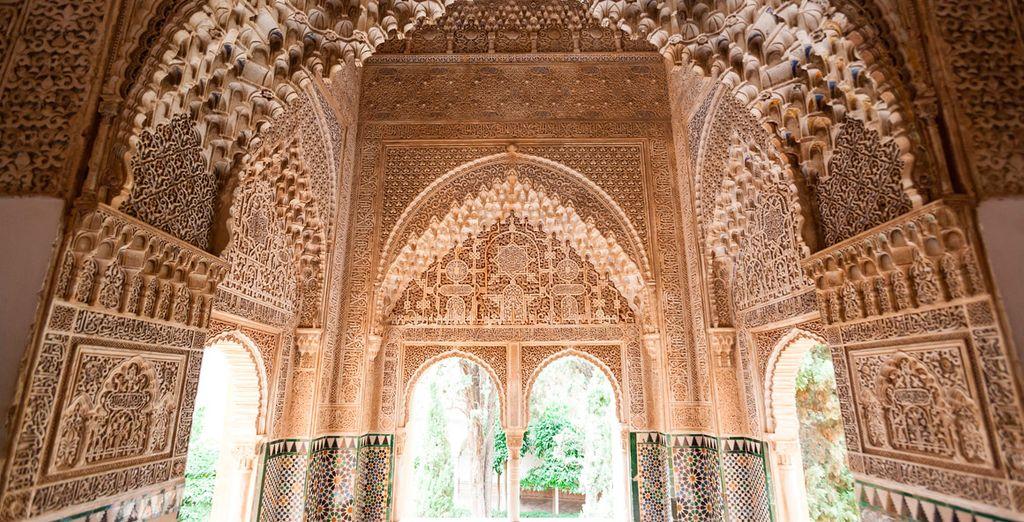 Descubre la Alhambra, complejo palaciego y fortaleza