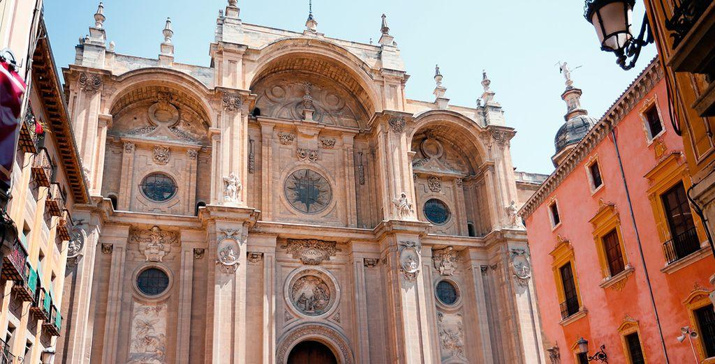 Visita la Catedral de Granada
