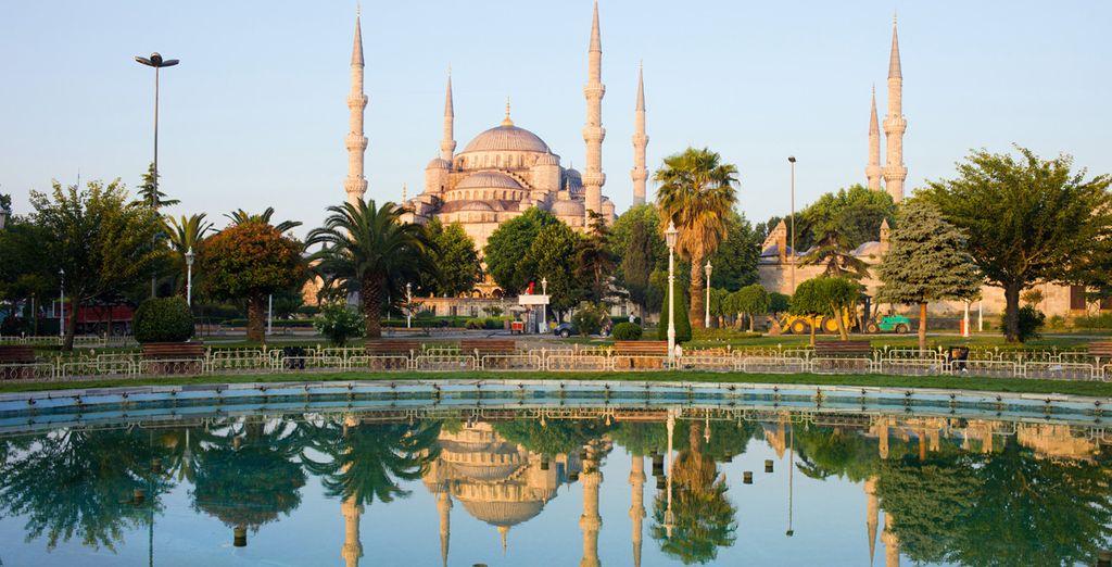 Estambul está repleta de historia