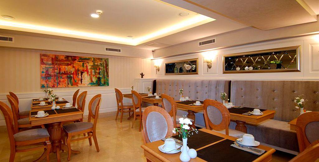 Descubre la rica y variada gastronomía turca
