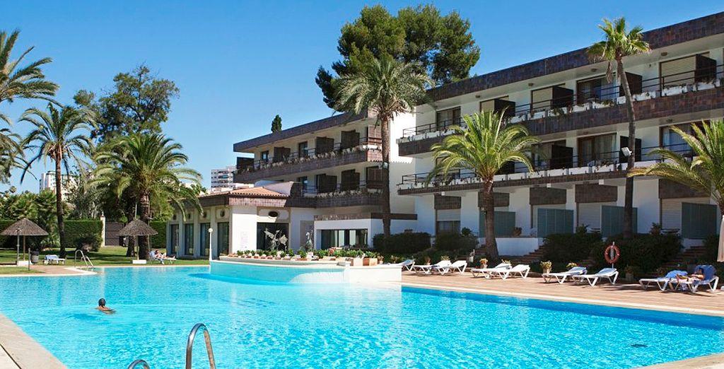 Un complejo ideal para tus vacaciones en Andalucía