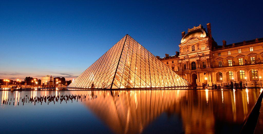 Disfruta de tu estancia en la capital francesa