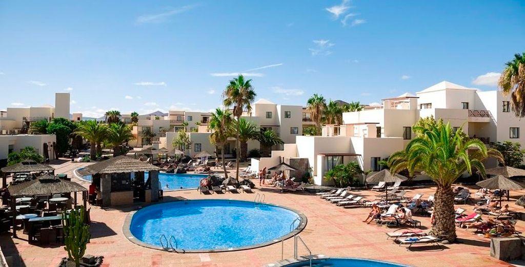 El hotel perfecto para tus vacaciones en la isla