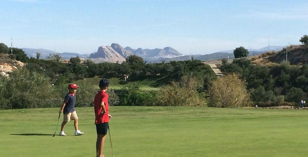 El campo de golf referente de Andalucía
