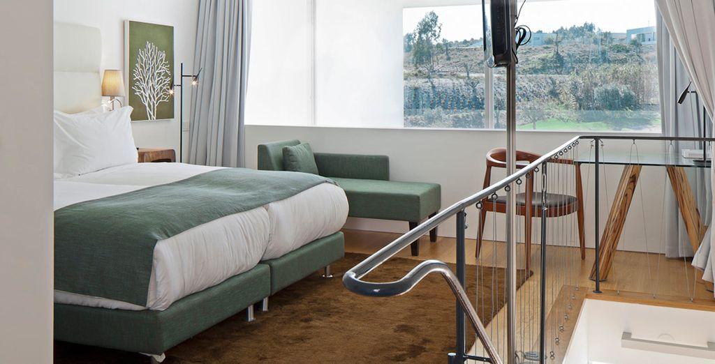 Te presentamos tu casa adosada de un dormitorio