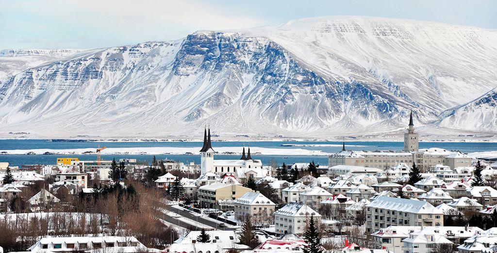 Pasarás la última noche en Reykjavik antes de regresar