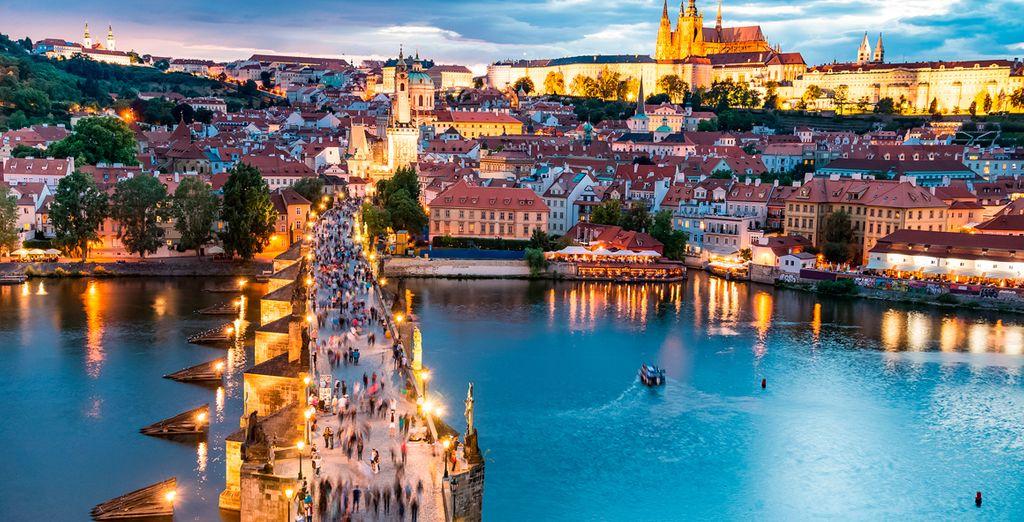 Escápate a Praga y descubre sus tesoros