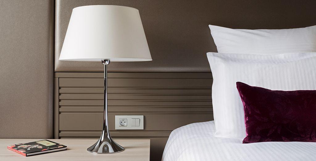 Tu habitación de diseño moderno y minimalista