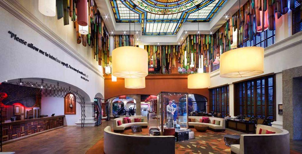 El Hotel Hard Rock Riviera Maya 5* te sorprenderá en cada uno de sus detalles
