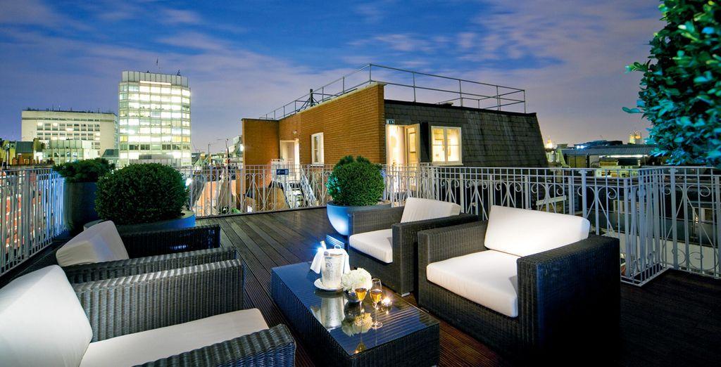 Ubicado en el exclusivo barrio de Mayfair de Londres