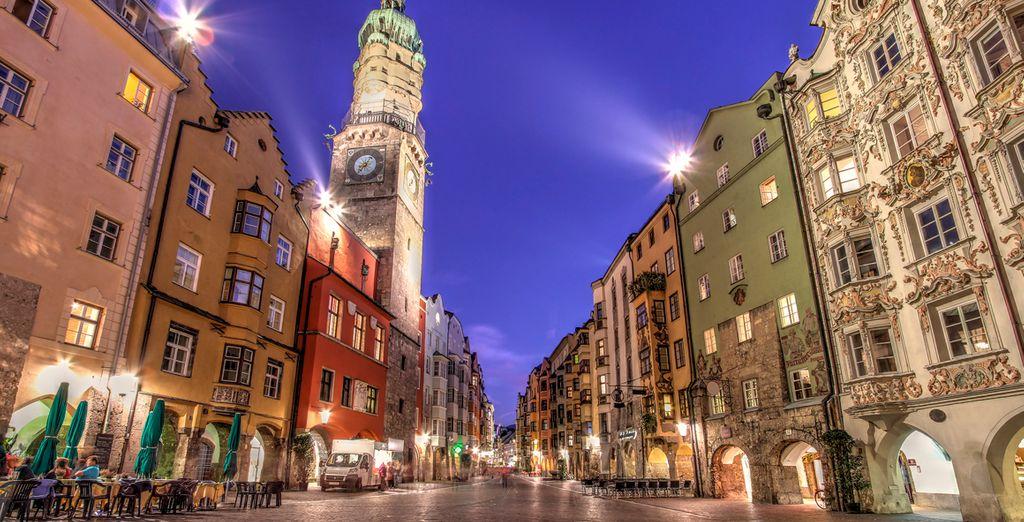 Disfruta de la Navidad en Innsbruck