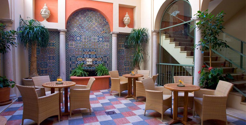 Bienvenido al Bbou Hotel Casa Romana 4*