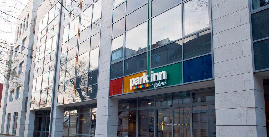 Te presentamos el Park Inn Budapest by Radisson