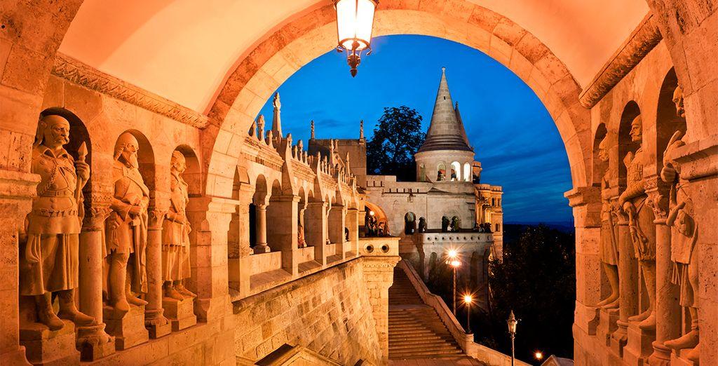 Atrévete a perderte por las calles de Budapest, repletas de historia