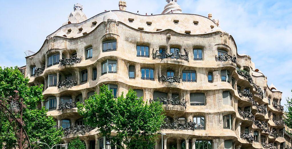 Aproveche para hacer una escapada a Barcelona
