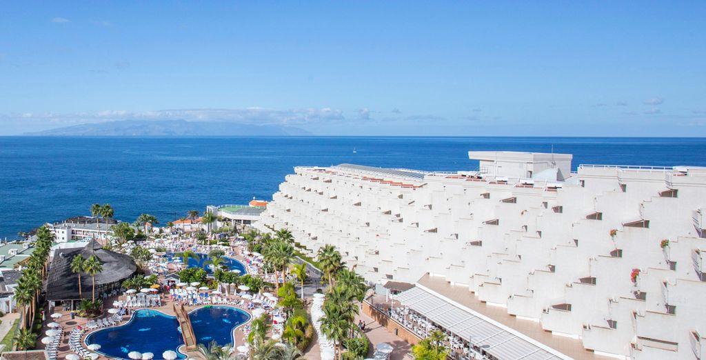 Bienvenido al Be Live Experience Playa La Arena 4*