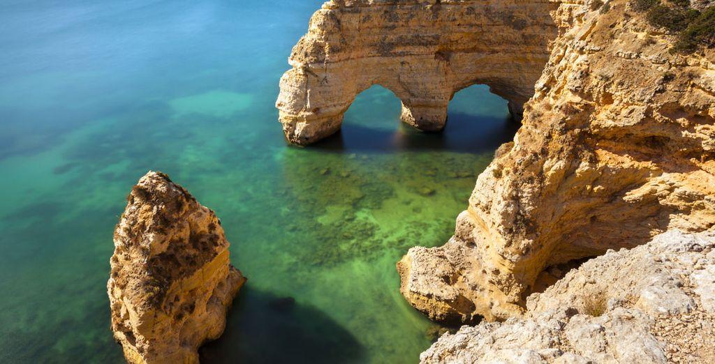 La belleza de sus aguas es indescriptible