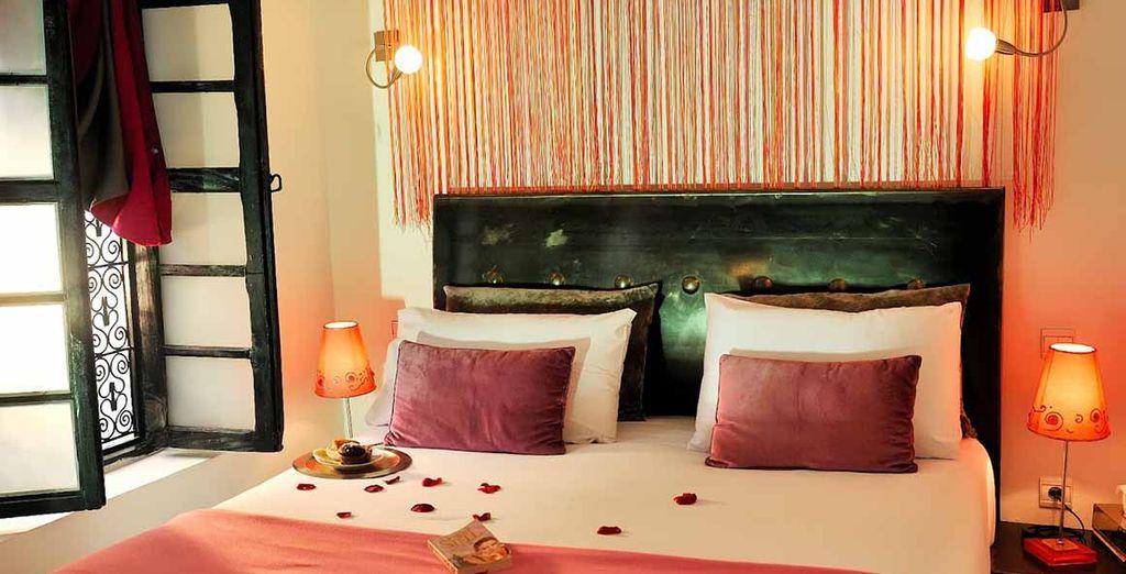 Tu habitación te espera...