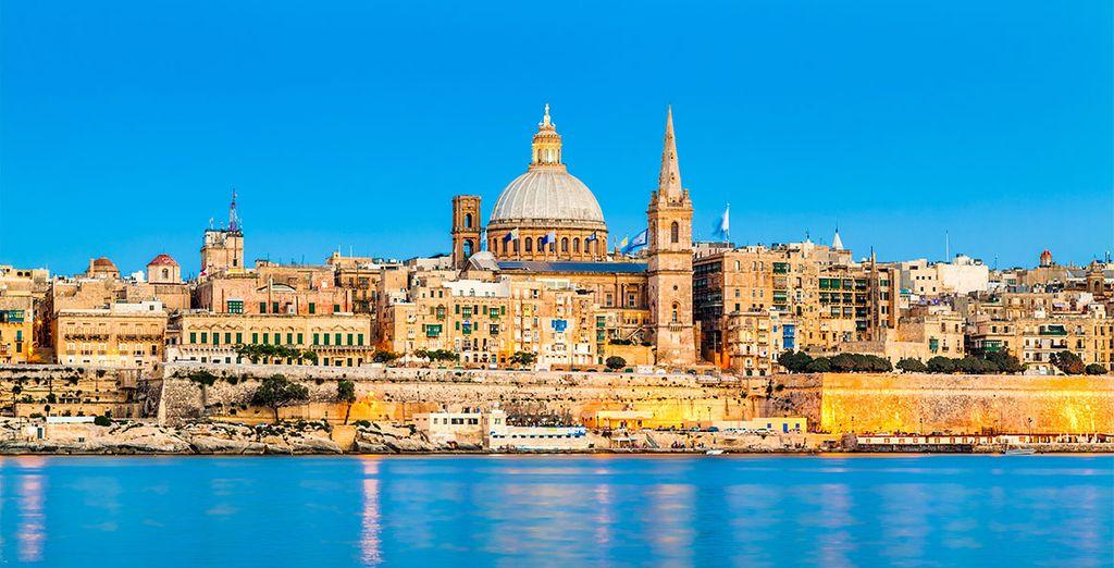 No pierdas la oportunidad de visitar Malta