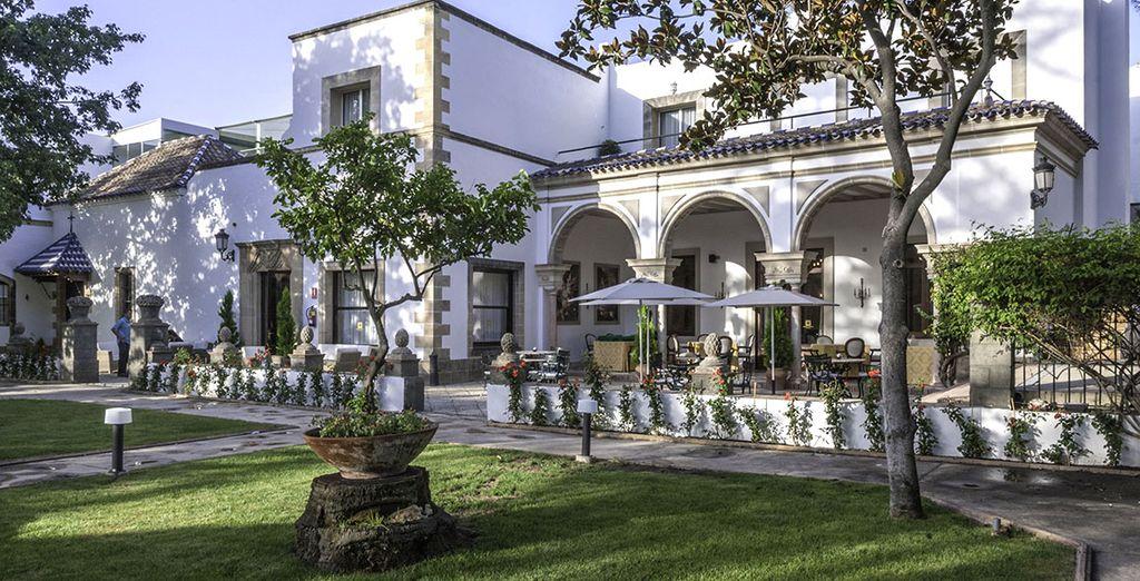 Bienvenido a Hotel Duques de Medinaceli 5*