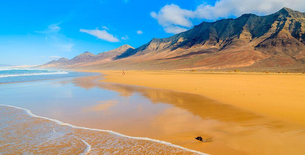 La belleza de Fuerteventura