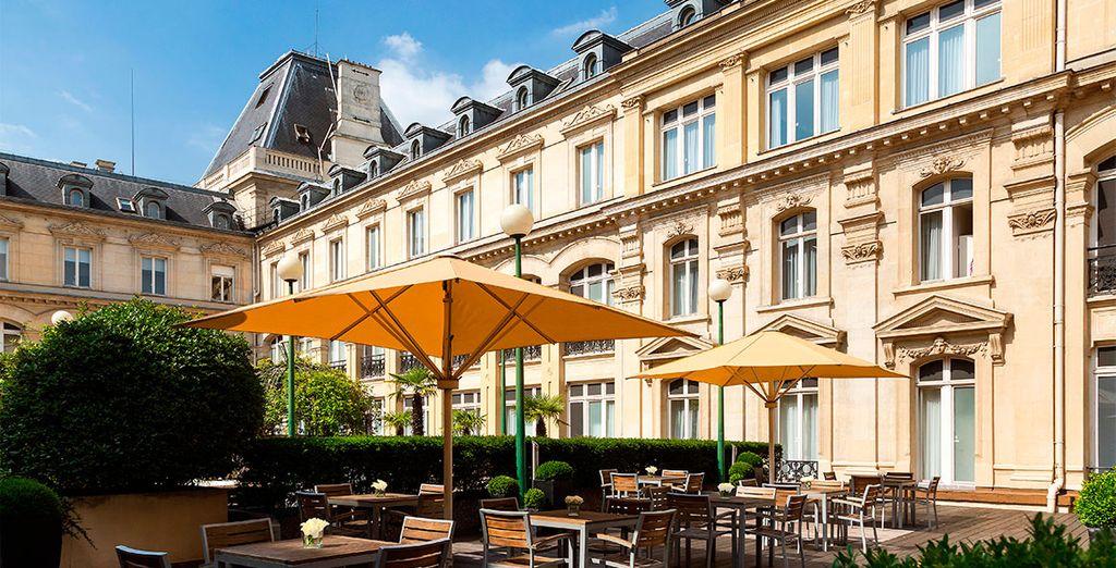 Bienvenido a Crowne Plaza Paris République 4* - Crowne Plaza Paris République 4* París