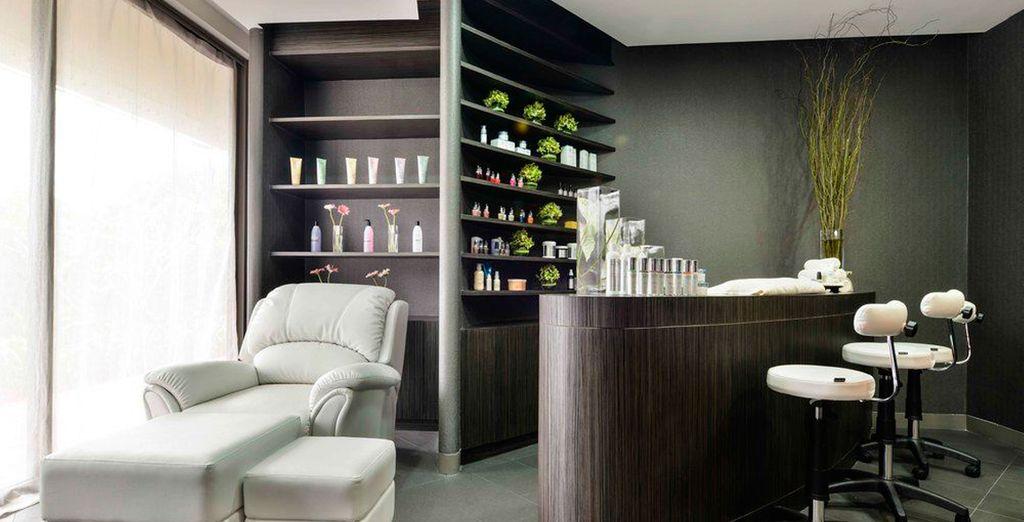 Disfrutarás de descuentos en tratamientos relajantes del spa