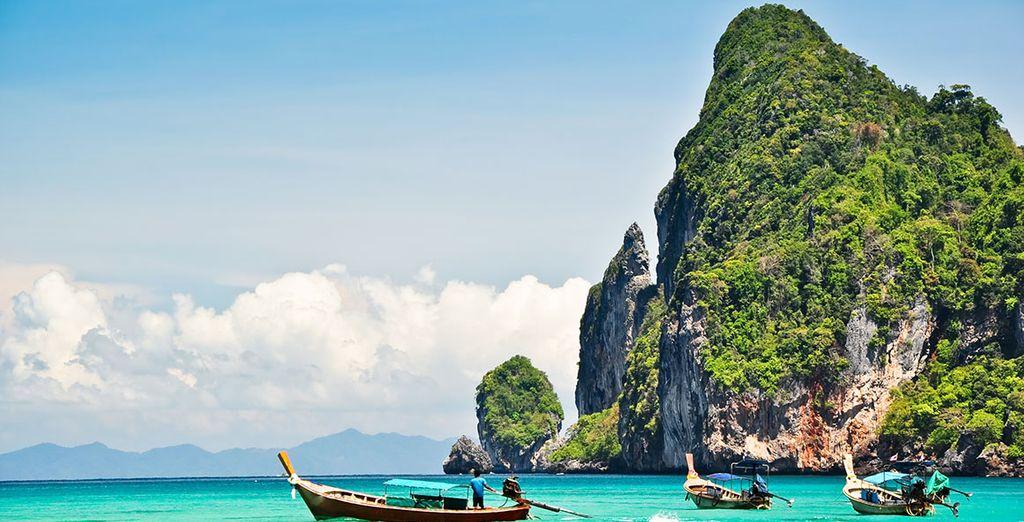 Phuket hará que te enamores aún más del país