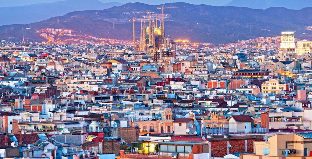 ¡Déjate hechizar por Barcelona!