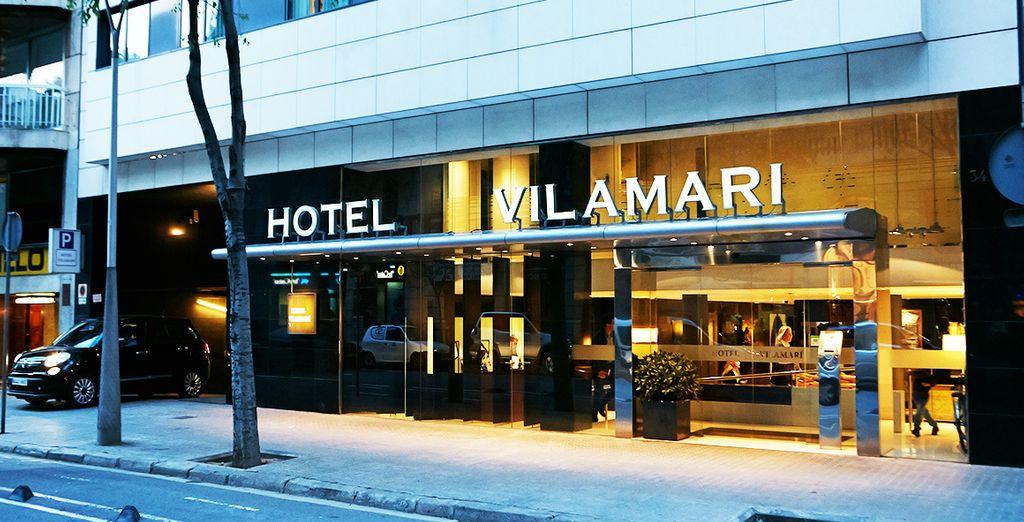 El Hotel Vilamarí te espera