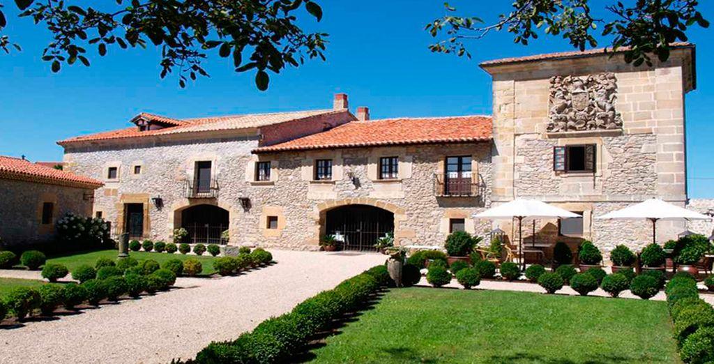 Hotel Palacio de la Peña 5* - Potes (Cantabria)