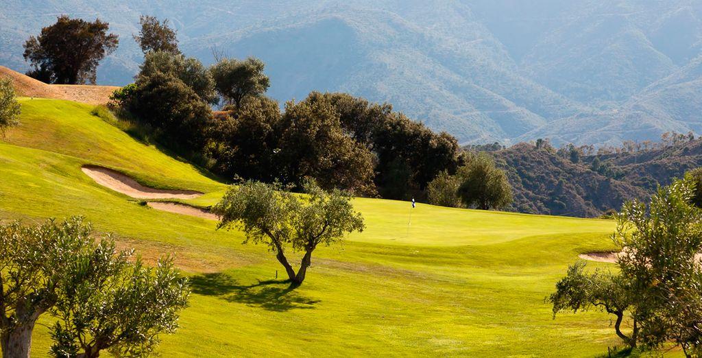 Uno de los 100 mejores campos de golf de España