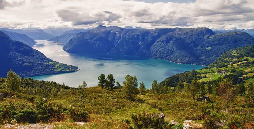 Quedarás embrujado con Sognefjord