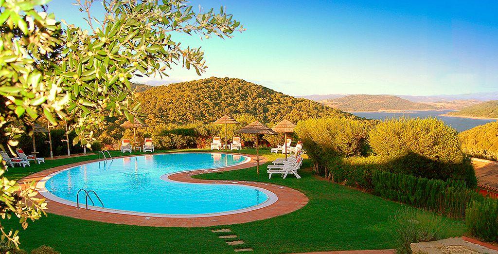 Disfruta de Aldiola Country Resort 4*
