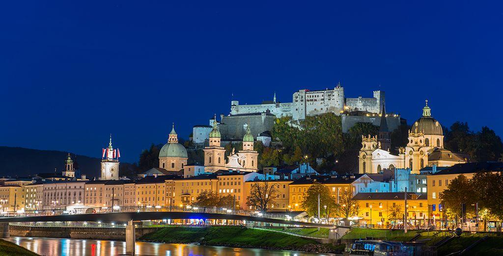 Una de las más bellas y señoriales ciudades del viejo continente