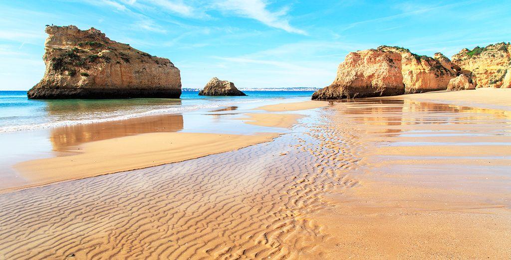 Algarve y sus playas de ensueño...