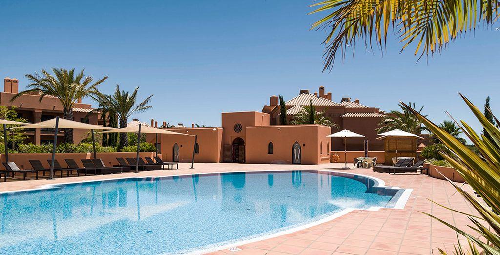 Bienvenido al hotel Amendoeira Golf Resort 4*
