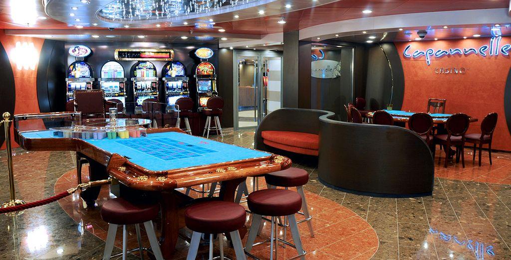 Un casino donde pasar un rato emocionante