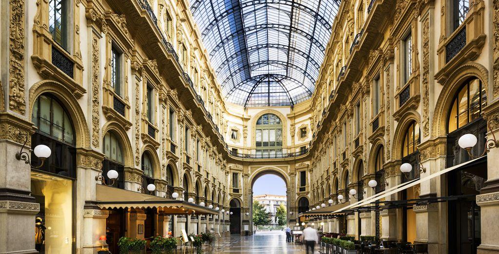 ¡Bienvenido a Milán!